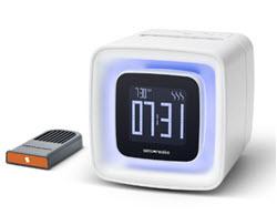 Sensor Wake Alarm Clock