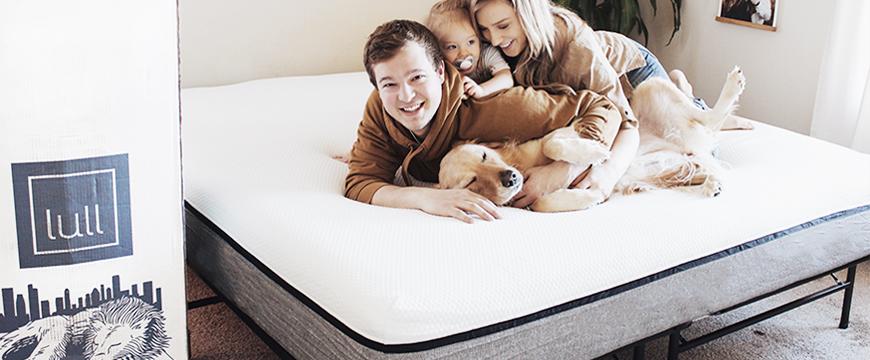 slumber party the lull mattress blog